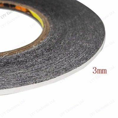 3mm black For 3M Sticker Double Sided Tape Adhesive cell phone repair +Tools USA 3