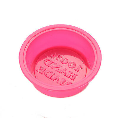 Round Shape Silicone Cake Mold Soap Mould fondant cake decorating tools 、LJ