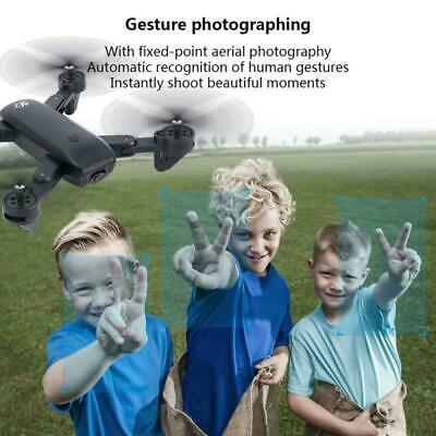 Cooligg S169 Drone Selfie WIFI FPV Dual HD Camera Foldable RC Quadcopter Toy 3
