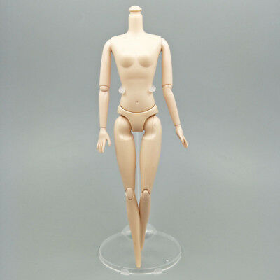 10pcs Transparent Doll Stand Support for 1/6 Dolls Prop Up Model Display Holder 5