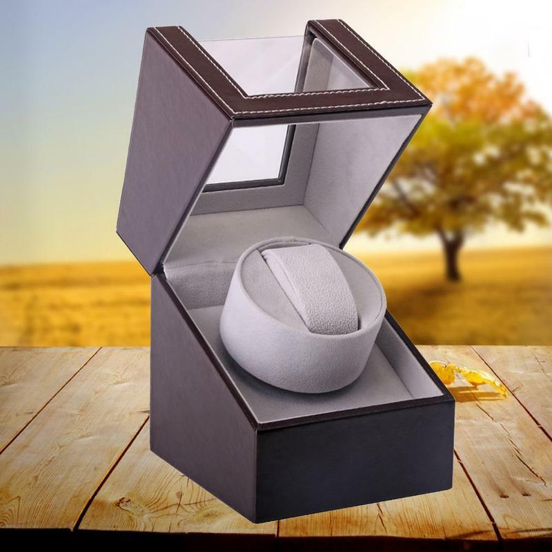 Automatikuhren Beweger Uhrenbeweger Uhrenschatulle 1 Uhr Automatik-Armbanduhren 3