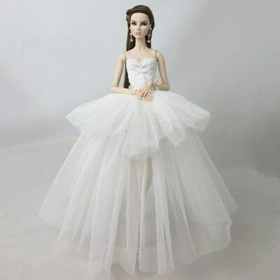 Fashion Costume Clothes For 11.5in. Doll Dress Party Dresses Outfits 1/6 Doll 9