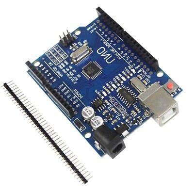 For Arduino UNO R3 ATmega328P CH340G Development Board  USB Cable 3