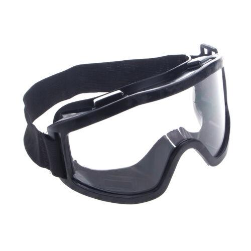 Safety Goggles Ski Snowboard Motorcycle Glasses Eyewear Eye Protection Work Lab