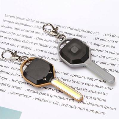 Mini COB LED Camping Flashlight Light Key Ring Keychain Torch Lamp Gracious 4