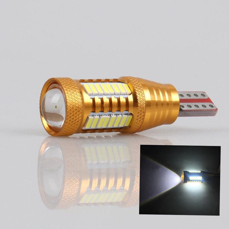 Canbus LED W16W T15 4014 32SMD Chip Car Rear Backup lampadina retromarcia 3