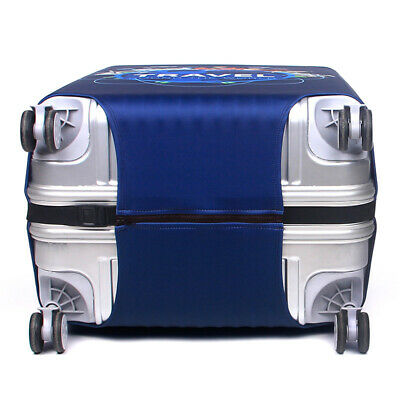 "Travel Luggage Suitcase Cover Protector Thick Elastic Trolley Case Cover 18-32"" 9"