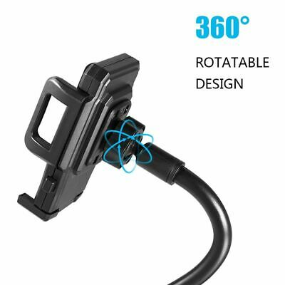 Universal Car Mount Adjustable Gooseneck Cup Holder Cradle for Cell Phone iPhone 3