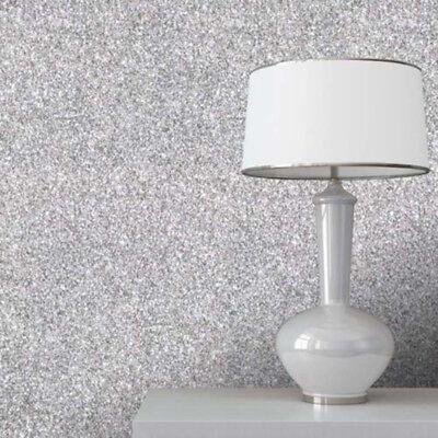 Muriva Textured Sparkle Gold Glitter Effect Feature Wallpaper 701354-K39