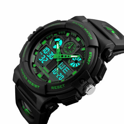 Men's Date Quartz Military Shock Digital Tactical Sport Fashion Wrist Watch US 11
