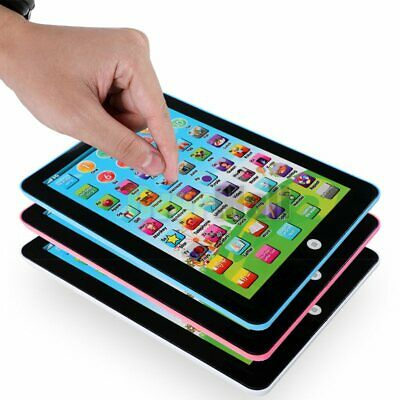 Kids Children TABLET MINI PAD Educational Learning Toys Gift For Boys Girls Baby 10