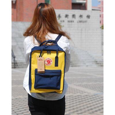 Unisexe Fjallraven Kanken voyage sac à dos bandoulière sacs d'école 7L/16L /20L 10