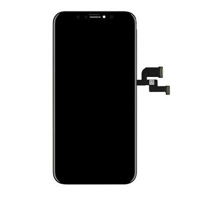 Touch Screen Lcd Display Per Apple Iphone X 10 Vetro Frame Oled Schermo Ricambio 3