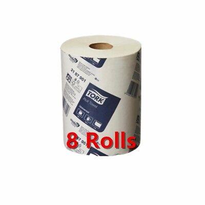 Tork Hand Towels Paper Towel Roll Bulk Industrial Kitchen White 8/16/32 Rolls 4