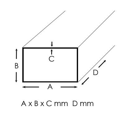 Stahl Quadratrohr Verzinkt Stahlrohr Vierkantrohr Hohlprofil 2
