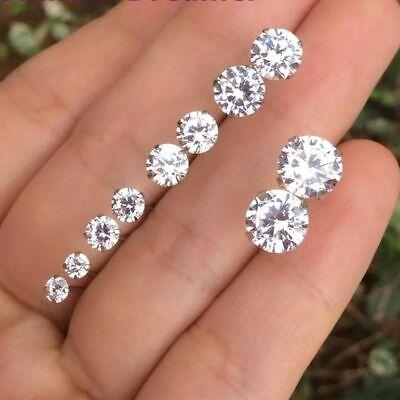 orecchini con brillantino da uomo orecchino in argento 925 punto luce zircone 2