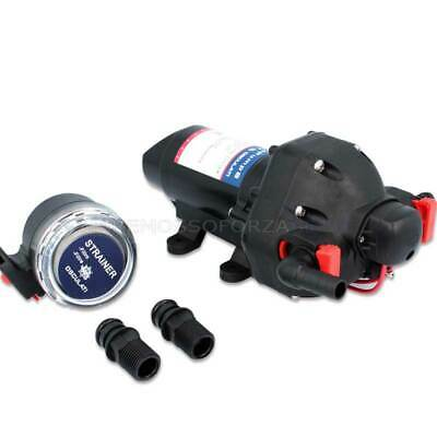 Pompa Per Acqua 12 Volt Autoclave Osculati Europump 11 Lit/Min Per Barca Camper 4