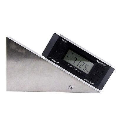 Digital Bevel Box Protractor Angle Measure Inclinometer Angle Gauge Meter Finder 7