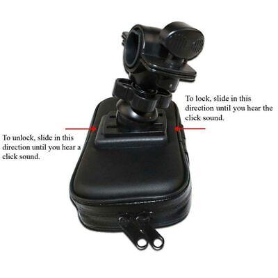 360° Bicycle Motor Bike Waterproof Phone Case Mount Holder For All Mobile Phones 7