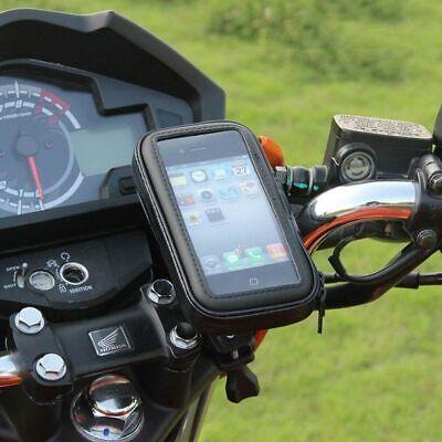 360° Bicycle Motor Bike Waterproof Phone Case Mount Holder For All Mobile Phones 6