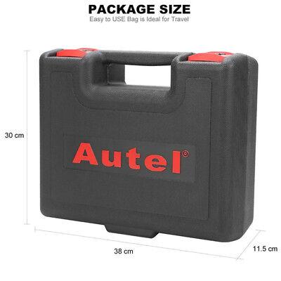 Car Battery Tester Charger OBD2 Diagnostic Scanner Fault Code ReaderAUTEL AL539B