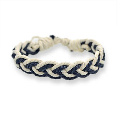 Fashion Girl's Hemp Rope Weave Bracelet Simple Accessories Jewelry Gift 8