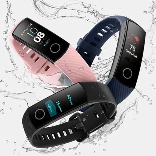 Huawei Honor Band 4 Smart Watch Wristband AMOLED Bluetooth Heart Rate Monitor 12