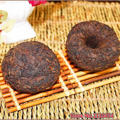 100g Mûr Pu-erh Thé Tuocha Premium Yunnan Thé Pu-erh Vieux Thé Arbre Matériaux 茶 6