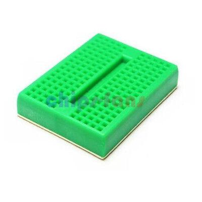 5 Color Mini Solderless Prototype Breadboard 170 Tie-points For Arduino Shield 5