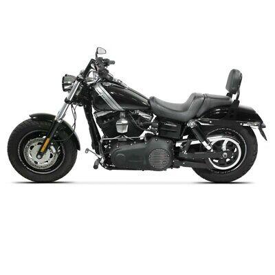 Sissy Bar CSS Fix pour Harley-Davidson Fat Boy Special//Lo 10-17 Noir