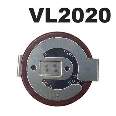 NEW GENUINE VL2020 Battery for Panasonic BMW E46 E60 E90 Remote Control Key  Fob