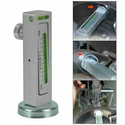 Magnetic Measure Gauge Tool Car/Truck/Auto Camber Castor Wheel Alignment Hot 5