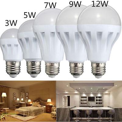 E27 LED 3-15W Light Bulb Rechargeable Lamps 2