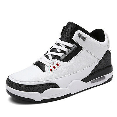 Fashion Men/'s Basketball Shoes Athletic Sneakers Sports Running Breathable cH8