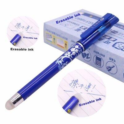 12 * Cancelleria Penne magiche da 0,5 mm Penne cancellabili penna cancellabile 8