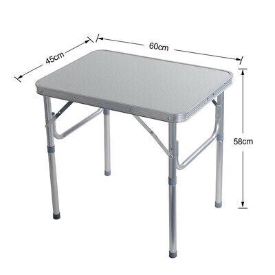 Heavy Duty Folding Table Portable Picnic Camping Garden Party BBQ Indoor Outdoor 6
