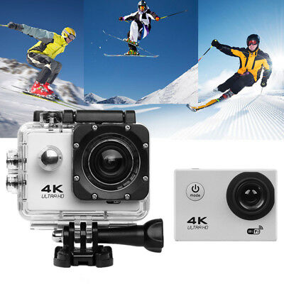 SJ9000 Action Cam 2'' 4K WiFi Sport Kamera Wasserdicht 1080P Helmet Camcorder 2