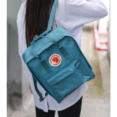 Unisexe Fjallraven Kanken voyage sac à dos bandoulière sacs d'école 7L/16L /20L 12