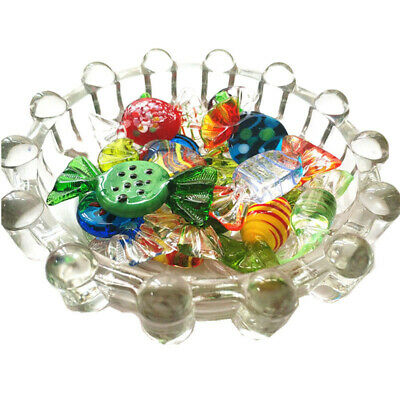 Vintage Murano Glass Sweets Candy Wedding Party Christmas Home DIY Decor 7