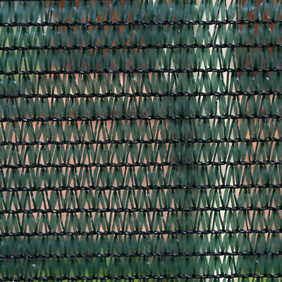 Telo rete ombreggiante Alta schermatura 90% oscurante verde frangisole Papillon 2