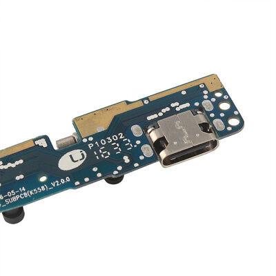 Placa de carga, puerto usb micrófono usb charging board Vernee Apollo X 3