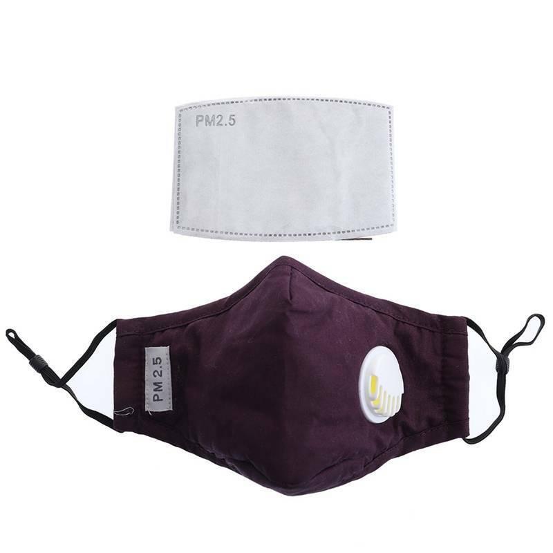 Filtri anti polvere +20 per respiratore valvolato omologati KN95 9