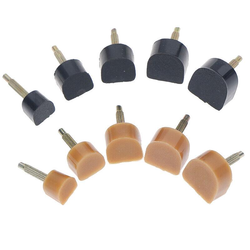 10Pcs High Heel Shoe Repair Tips Taps Pins Dowel Lifts ReplacemGK 2