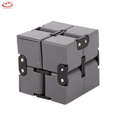 Mini Infinity Cube For Stress Relief Fidget Anti Anxiety Stress Funny EDC Toy 7
