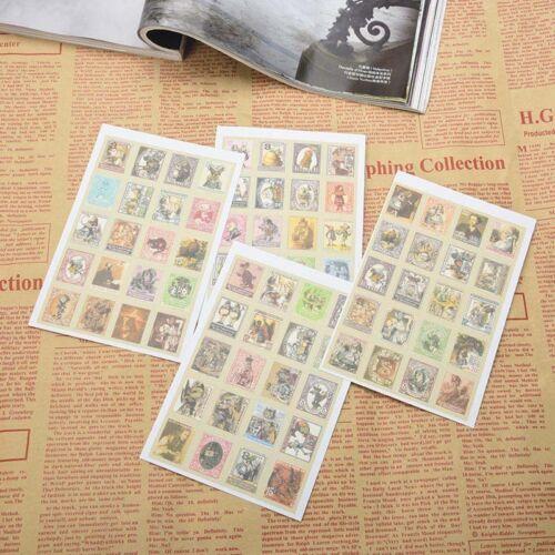 80PCS DIY KOREAN Diary Deco Planner Notebook Schedule Cute Stamp Sticker  Decor