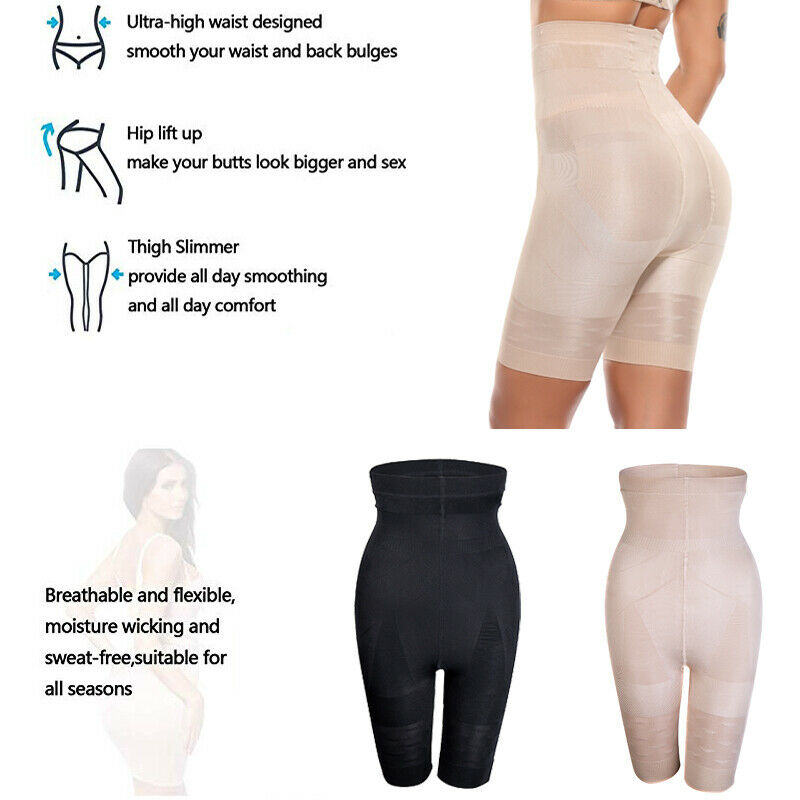 Shapermint Empetua - All Day Every Day High-Waisted Shaper Shorts Tummy Control 12