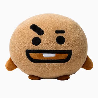UK Hot BTS BT21 TATA SHOOKY RJ Plush Toy SUGA COOKY Pillow Sofa Cushion Doll 8