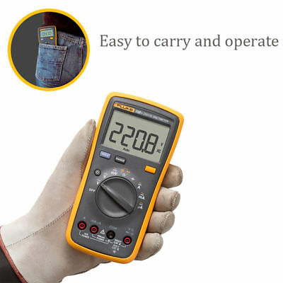 New FlUKE 15B+ Multimeter AC/DC/Diode/R/C auto/manual 2