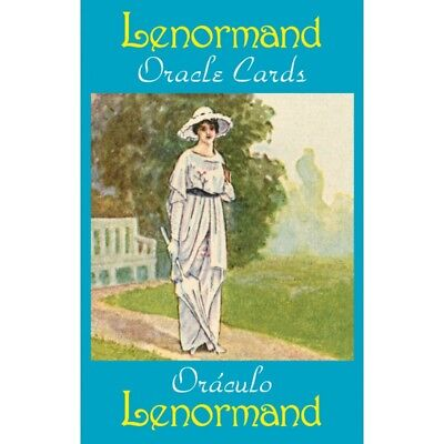 Lenormand Oracle Cards Deck Giordano Berti Esoteric Telling Lo Scarabeo New 2