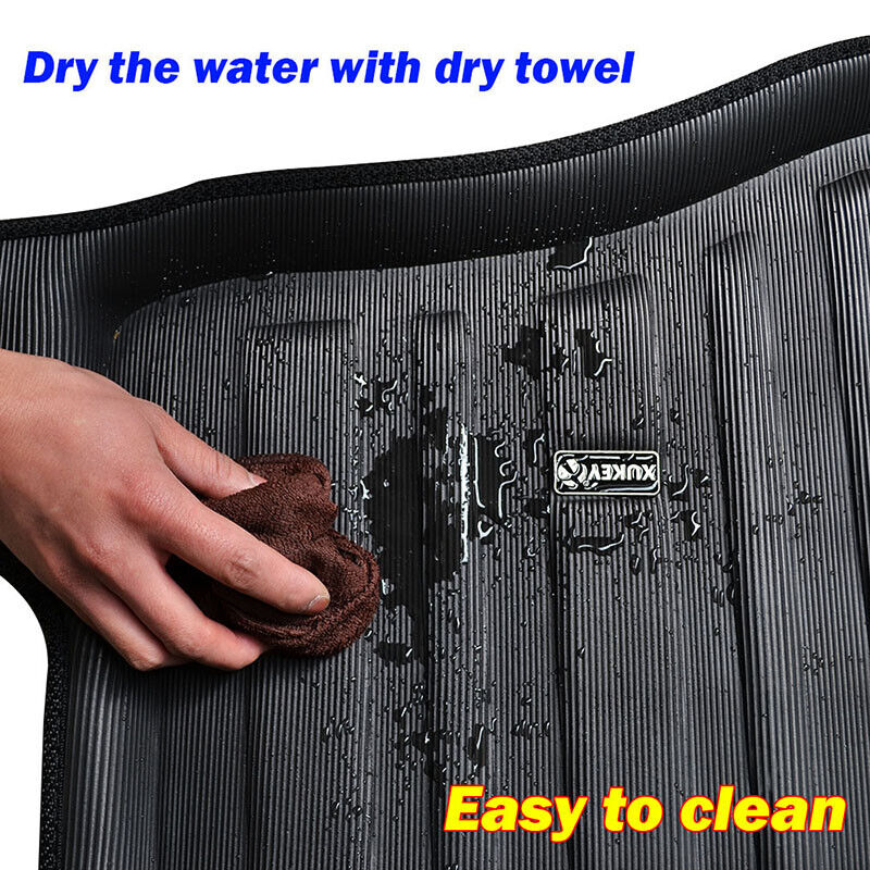 Boot Cargo Floor Mat Liner Rear Trunk Tray For Hyundai Tucson 2016 2017 2018 19 7